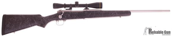 "Picture of Used Winchester Model 70 Extreme Weather Bolt-Action 30-06, 24"", Stainless Fluted Barrel, With Leupold VX-2 3-9x40mm Scope, Excellent Condition"