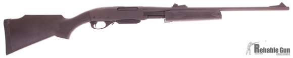 "Picture of Used Remington 7600 Express Pump-Action 308 Win, 22"" Barrel, Synthetic, One Mag, Good Condition"