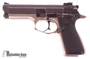 "Picture of Used Llama Model 87 Semi-Auto 9mm, 4.5"" Barrel, Two Tone, One Mag & Original Box, Very Good Condition"