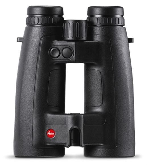 Picture of Leica Sport Optics, Rangefinding Binoculars - Geovid HD-B 3000 10x42mm, 10-3000yds (EHR Ballistics out to 1200yds), Compatible With Leica ABC Ballistic Data via MicroSD, HDC Multicoating, LED Display, Black, CR2 3V