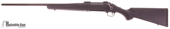 Picture of Used Ruger American .270 Win Bolt Action Rifle, Left Hand, Synthetic Stock, Blued Barrel, Good Condition
