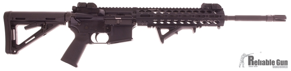 """Picture of Pre Owned Windham Weaponry """"CDI"""" AR-15 Semi-Auto Carbine - 5.56mm NATO/223 Rem, 16"""", Black, Vortex Flash Suppressor, Magpul MOE 6-Position Stock, Diamond Head Free-Float Forend w/Magpul AFG, Magpul MOE Grip, 1 Magazine, New Condition"""