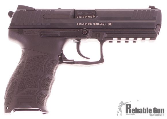Picture of Used HK P30L Semi-Auto 9mm, With 2 Mags & Original Case, Excellent Condition