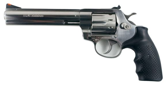 "Picture of Alfa-Proj ALFA Steel 2261 DA/SA Revolver - 22 LR, 6"", Stainless, Steel, 9rds, Adjustable Sight"