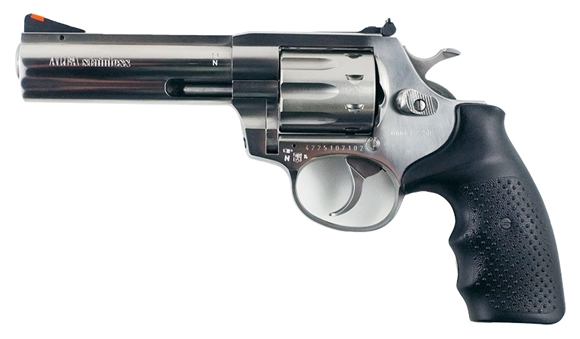 "Picture of Alfa-Proj ALFA Steel 2251 DA/SA Revolver - 22 LR, 4.5"", Stainless, Steel, 9rds, Adjustable Sight"