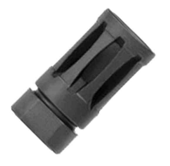 Picture of Trinity Force Corp AR15 Parts - A2 Flash Hider, High Strength Steel, 308/7.62, 5/8-24 TPI, Black
