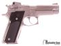 """Picture of Used Smith & Wesson Model 659 Semi-Auto 9mm, 4"""" Barrel, Stainless, With 2 Mags, Good Condition"""