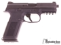 Picture of Used FNS-9 Semi Auto Pistol 9mm Luger - 3 Mags, Excellent Condition