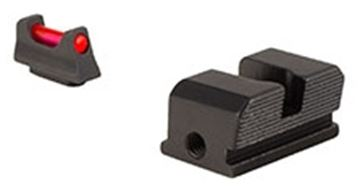 Picture of Trijicon Fiber Sights Set - Front Red, Walther P99, PPQ, PPQ M2