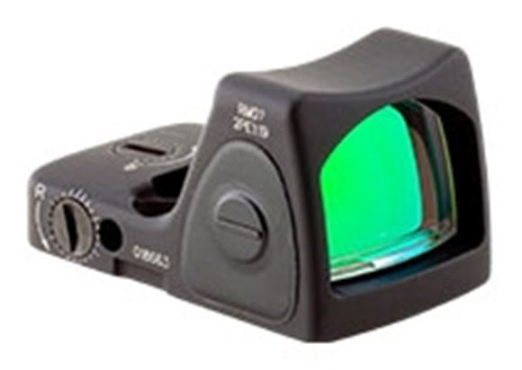 Picture of Trijicon Reflex Sight, RM07 - RMR Type 2 Adjustable LED Sight - 6.5 MOA Red Dot, 1 CR2032 Lithium Battery, Red Dot