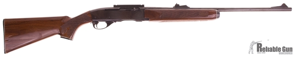 Picture of Used Remington 742 Woodsmaster Semi-Auto .308 Win, 22'' Barrel w/Sights, Walnut Stock, One Mag, Good Condition