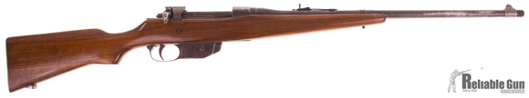 Picture of Used Ross Rifle Co. Bolt-Action 303 Ross, Sporterized, 23'' Barrel, Wood Stock, Poor Bore, Fair Condition