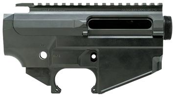 Picture of Maccabee Defense Inc. - MDI SLR Semi-Auto Rifle, Billet Upper/Lower Receiver Set, Multi-Cal, With Trigger Box, Black