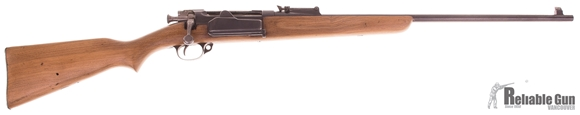 Picture of Used Krag 1918 Bolt Action Rifle, 6.5x55, 24'' Barrel w/Sights, Sporter Wood Stock, Good Condition