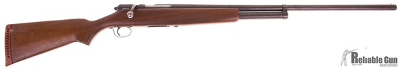"""Picture of Used JC Higgins Model 583 Bolt-Action 12ga, 2 3/4"""" Chamber, 28"""" Barrel Full Choke, Good Condition"""