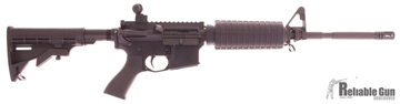 """Picture of Used Stag Arms, Stag-15, .223 Rem, 16"""" Barrel, 3 Magazines, Hard Case, Very Good Condition"""