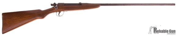 Picture of Used BSA Lee Metford Single Shot 410 Bolt Action Shotgun, 23'' Barrel Bead Sight, Wood Stock, Good Condition