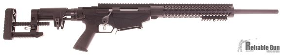 Picture of Used Ruger Precision Rifle Gen 1 Bolt Action Rifle, 308 Win, 20'' Threaded Barrel, 2  Magazines, Adjustable Stock,  Muzzle Brake, Excellent Condition