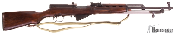 Picture of Used Simonov SKS Semi-Auto 7.62x39mm, 1954 Tula, With Sling, Blade Bayonet, Very Good Condition