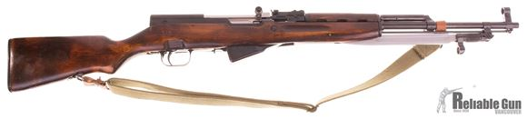 Picture of Used Simonov SKS Semi-Auto 7.62x39mm, 1950 Tula, With Sling, Blade Bayonet, Very Good Condition