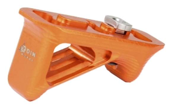 Picture of Odin Works Firearm Accessories - M-Lok Hand Stop, Low Profile, 1.2oz, Orange