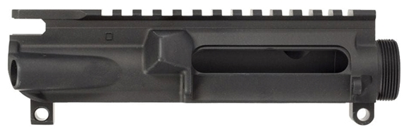 Picture of Aero Precision Uppers, Stripped Uppers - AR15 Stripped Upper Receiver, US Flag Etching, Anodized Black