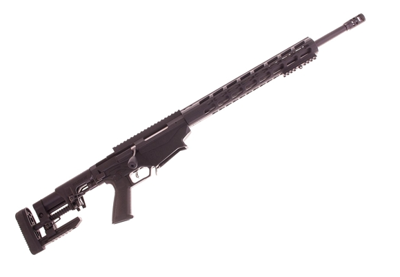 Picture of Used Ruger Precision Rifle Gen 2 .308 Win Bolt Action Rifle, 1 Factory Mag, Adjustable Stock, Muzzle Brake, Good Condition