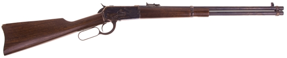 """Picture of Used Chiappa 1892 Lever Action Carbine, Colour Case Hardened- 44 Rem Mag, 20"""" Round Barrel, 10+1 Shots, Unfired (No Box)"""