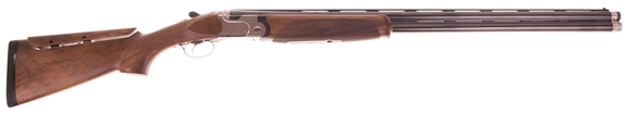 "Picture of Used Beretta 692 Sporting Over/Under Shotgun - 12Ga, 3"", 30"", Steelium, Blued, Oiled Selected Walnut w/B-Fast Adjustable Stock, OptimaChoke HP Extended (SK,C,IC,M,IM), Original Case, Excellent Condition"
