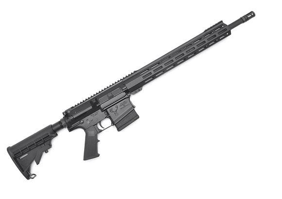 "Picture of Stag Arms Stag 10 LEV2 Semi-Auto Rifle - 308 Win, 18.75"" Barrel, 1-10, LEV2 Handguard, A2 Flash Hider, Black"