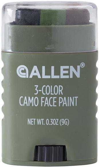 Picture of Allen Hunting Concealment - Color Camo Face Paint Stick
