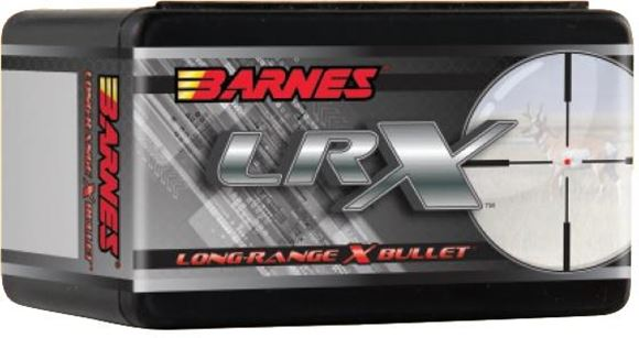 "Picture of Barnes LRX (Long-Range X) Hunting Rifle Bullets - 338 Cal (.338""), 265Gr, LRX BT, 50ct Box"