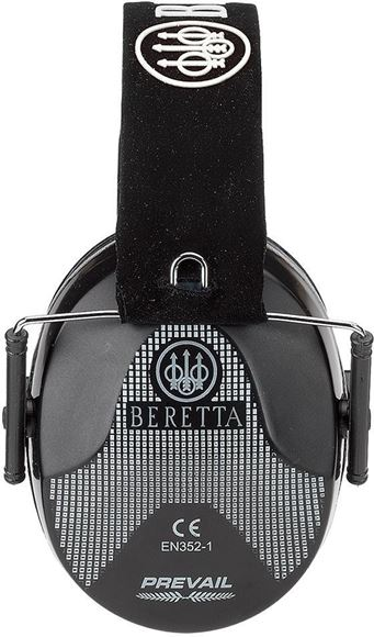 Picture of Beretta Hearing Protection - Standard Earmuff, NRR 25, Black