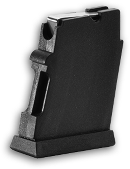 Picture of CZ Rifle Magazines - CZ455/452/512, 22 LR, 5rds, Polymer