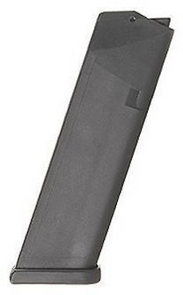 Picture of Glock Pistol Magazines - 9mm, 10rds, Packaged, For G17/34 Factory Magazine
