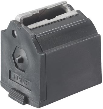 Picture of Ruger Magazine Autoloading Rifle - 10/22 Magazine, 22 LR, 10rds, Black Plastic