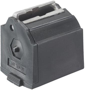 Picture of Ruger Magazine Autoloading Rifle - 10/22 Magazine, 22 LR, 10rds, Black Plastic