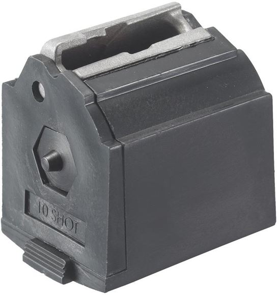 Picture of Ruger Magazines & Loaders, Autoloading Rifle - 10/22 Magazine, 22 LR, 10rds, Black Plastic