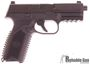 """Picture of Used FN Herstal (FNH) 509 Semi Auto Pistol - 9mm, 4.25"""", Matte Black, Black Polymer Frame, 2x10rds, Fully-Ambidextrous Slide Stop Levers & Magazine Release"""