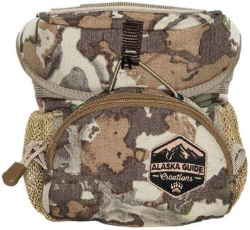 Picture of Alaska Guide Creations Binocular Harness Packs - Hybrid Bino Pack, First Lite Fusion, Fits Up To 10x42 Binoculars, & Medium Sized Rangefinders