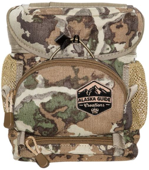 Picture of Alaska Guide Creations Binocular Harness Packs - Hybrid With MAX Pocket Bino Pack, First Lite Fusion, Fits Up To 10x42 Binoculars, & Medium Sized Rangefinders