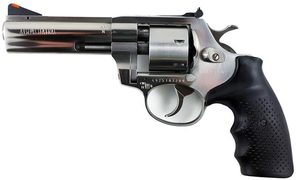"Picture of Alfa-Proj ALFA Steel 9251 DA/SA Revolver - 9mm, 4.5"", Stainless, Steel, 6rds, Adjustable Sight"