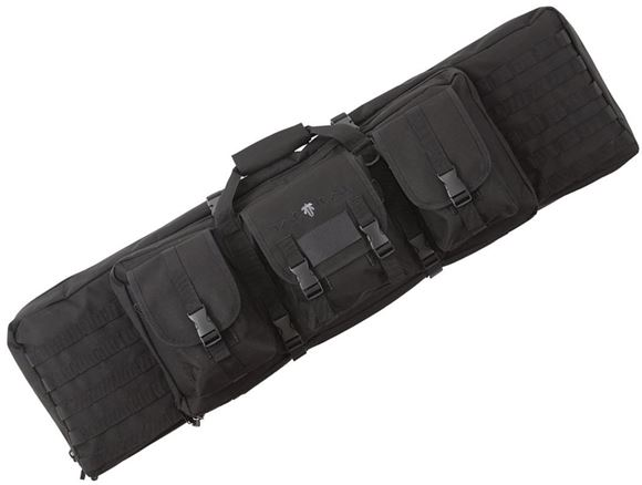 "Picture of Allen Tactical, Tactical Gun Cases - Patrol Double Rifle Case, 42''x11.5""x10"", Black"