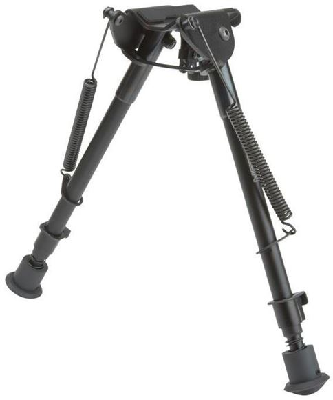 Picture of Allen Company Shooting Supplies - Bozeman Swivel Mount Adjustable Bipod, 6-9""
