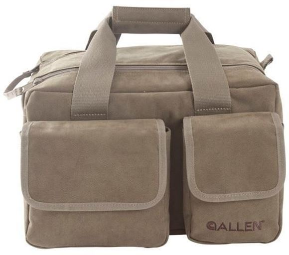 Picture of Allen Shooting Accessories, Shooting Bags - Select Range Bag, Tan