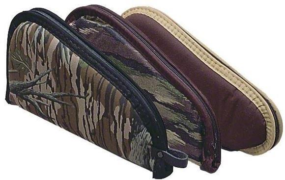 """Picture of Allen Shooting Gun Cases, Handgun Cases - Cloth Handgun Cases, 11"""", Assorted Earth Tones & Camo"""