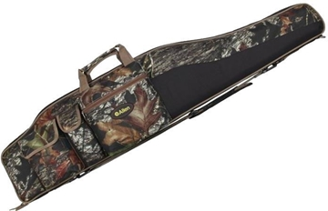 "Picture of Allen Shooting Gun Cases, Premium Cases - Tejon Oversized Scoped Rifle Case, 50"", Black/Break-Up"