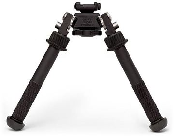 Picture of B&T Industries Atlas Bipods - BT10, Model V8, Two Screw Clamp Assembly, Mounts Directly to Any 1913 Style Picatinny Rail