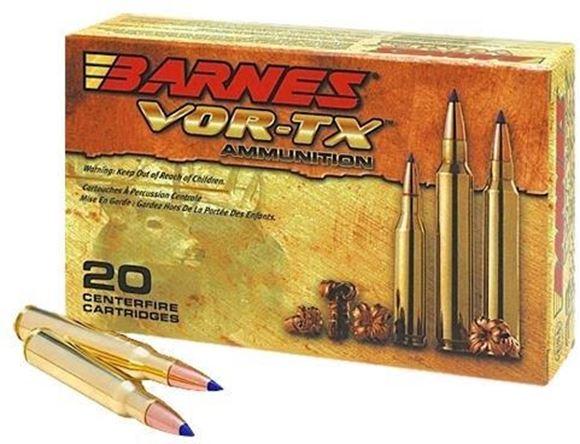 Picture of Barnes VOR-TX Premium Hunting Rifle Ammo - 300 WSM, 150Gr, TTSX BT, 200rds Case