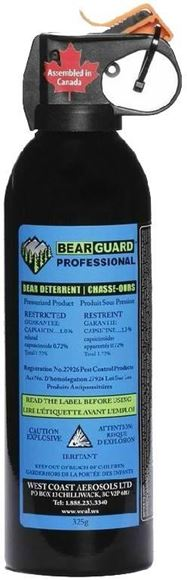 Picture of BearGuard Profession Bear Deterrent - 225g